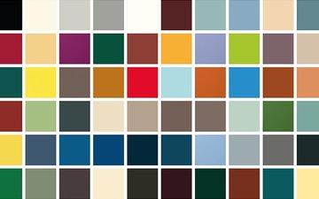 Kies uw vloerkleden op kleur