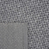 Vloerkleed gemaakt van 100% wol Brian d.grijs_
