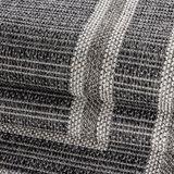 Sisal look vloerkleed Lisabon grijs 4901_