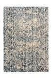 Vloerkleed Liva blauw beige 125_