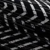 Vloerkleed Brasil zwart 2810_