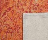 Vloerkleed Tabriz  Orange_
