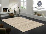 Zuiver scheerwol vloerkleed Wool Plus 469 Natur_