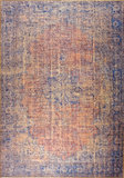 Nepal 97465 Roest - Blauw_
