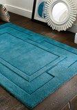 turquoise karpet