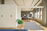 Blauw Outdoor en indoor vloerkleed, karpet en tapijt