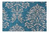 Vintage vloerkleed Sitan 900 kleur Turquoise_