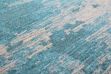 Vintage vloerkleed Romy Turquoise_