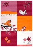 Karpetten voor de kinderkamer