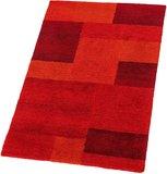 Hoogpolig tapijt Living 151/010 kleur Rood_