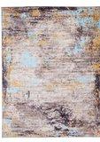 Vloerkleed Pastel kleur grijs_