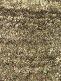 Effen vloerkleed Soraja kleur bruin 150/060_
