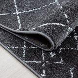 Modern vloerkleed Luciana 1830 kleur grijs_