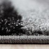 Modern vloerkleed Luciana 1840 kleur zwart_