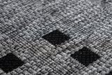 Karpet grijs Arrow voor binnen en buiten_