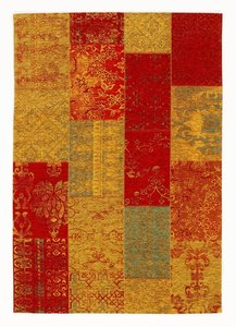Patchwork vloerkleden New York 598 Multi