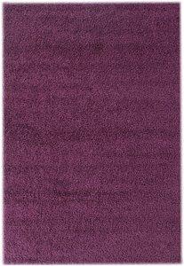 Hoogpolig vloerkleed paars Calys 170 Violet