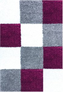 Vloerkleed hoogpolig Calys 171 Violet