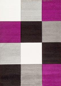 Vloerkleed Gant 6392 kleur Lila