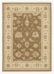 Klassiek beige tapijt Synos 984