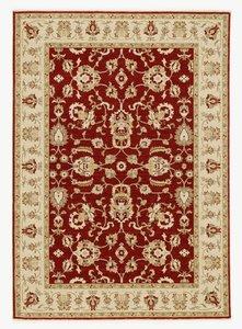 Klassiek orient vloerkleed Synos 921 rood - ecru