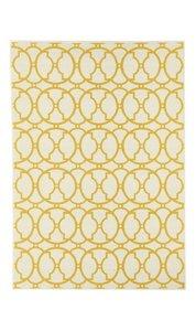 Vloerkleden en tapijten beige Samos