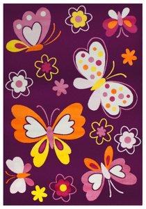 Tapijten voor kinderkamer Adi 2102 Purple