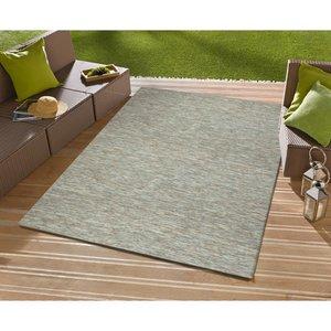 Outdoor vloerkleed Season 6200 kleur Aqua 73