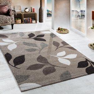 Modern vloerkleed Merli 850 kleur Beige 70