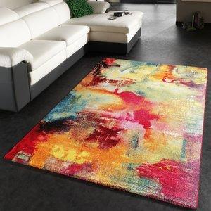 Modern vloerkleed Barney 20754 kleur multi 110