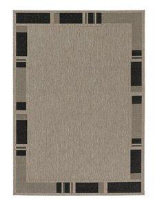 In en outdoor vloerkleed Andreas 171/004 kleur Grijs