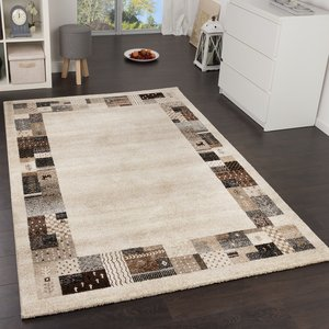Vloerkleed Allis 858 Beige 70
