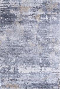 Voordelige vloerkleden en karpetten Brusch 2602 Grijs