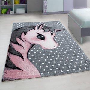 Kinderkamer tapijt Child 590/AY Pink