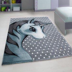 Kinderkamer tapijt Child 590/AY Blauw