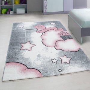 Kinderkamer tapijt Child 580/AY Pink