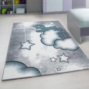 Kinderkamer tapijt Child 580/AY Blauw