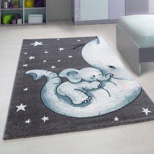 Kinderkamer tapijt Child 560/AY Blauw