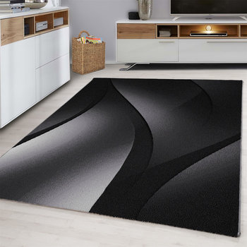 Modern vloerkleed Galant 8010 kleur Zwart