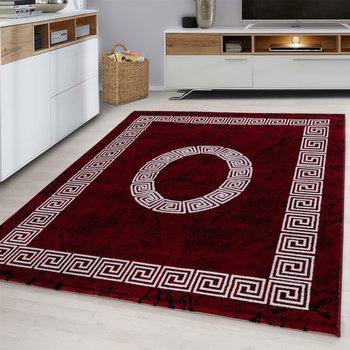 Modern vloerkleed Galant 8009 kleur Rood