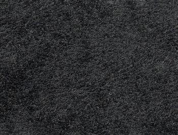 Hoogpolig vloerkleed Atlanta 642 Zwart