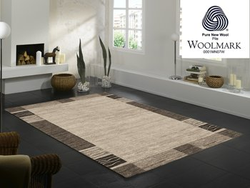 Wollen vloerkleed Wool Plus 469 Natur