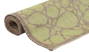 Groene vintage vloerkleden en karpetten Limnos