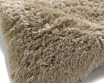 Prachtig hoogpolig vloerkleed Poolstar beige PL95