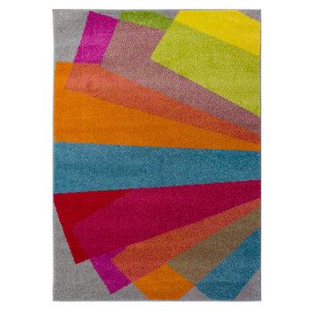 Multicolor vloerkleed Borneo Fan