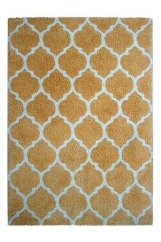 Vloerkleed geel vintage Elles