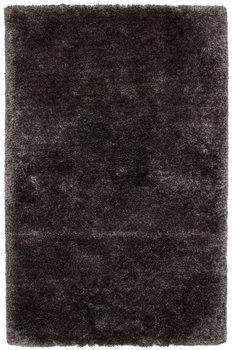 Hoogpolig vloerkleed Mondria Graphit