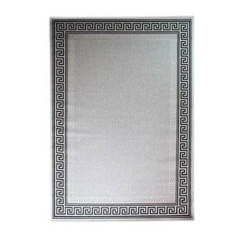 Sisal look vloerkleed Floriade Lorenzo kleur grijs