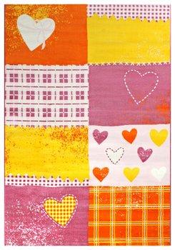 Tapijten voor kinderkamer Adi 2105 Pink