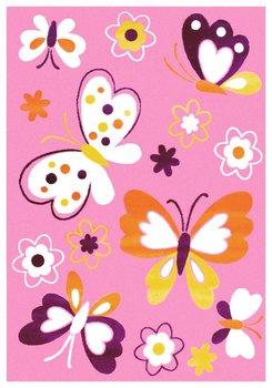 Tapijt voor kinderkamer Adi 2102 Pink